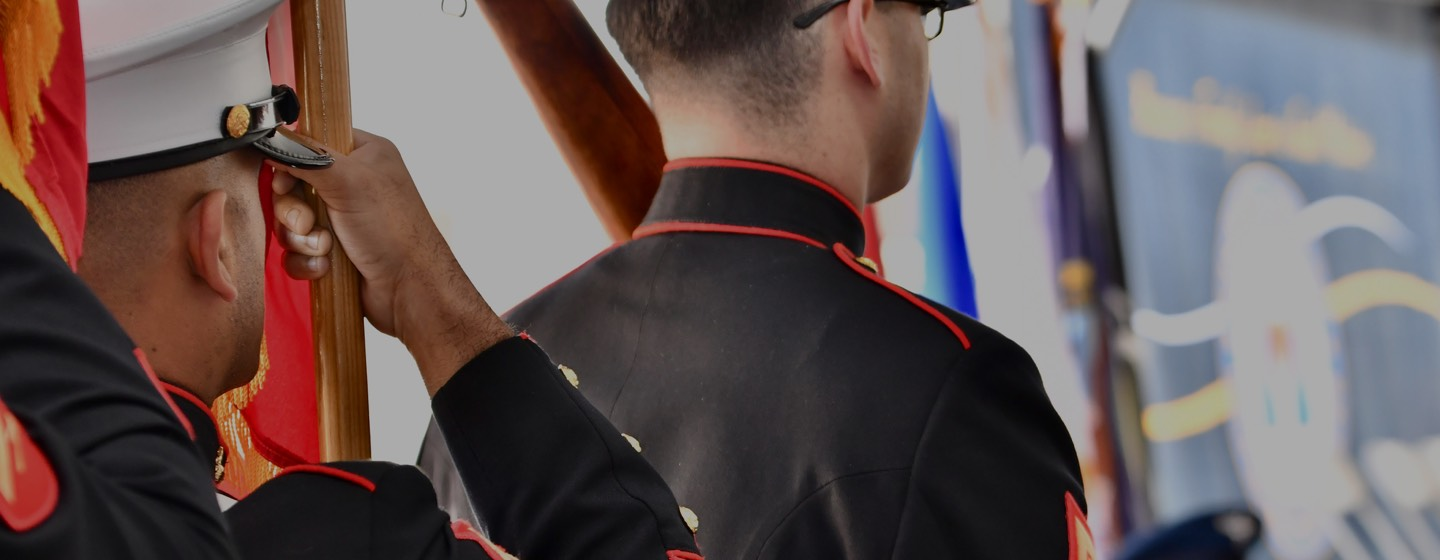 About fisher House - Military color guard